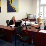 Sekretariát kanceláře